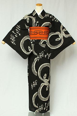 KUNIYOSHI KANEKO 蛇