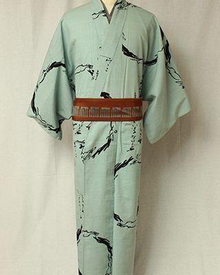 画家金子國義が描いた直筆の墨絵と墨字をにデザインした江戸の粋シリーズ。うさぎが輪につらなって、おいかけっこする様を描いています。