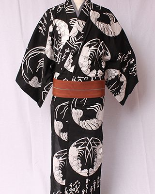 江戸時代のモチーフをモダンにデザインしたシリーズ。