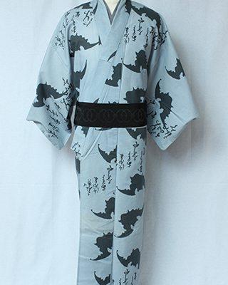 MENS,KuniyoshiKANEKO,金子國義,歌舞伎,HYDE,VAMPS,粋,古典,グレイ地
