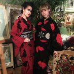 京都京呉館で着物レンタルをご利用くださったおしゃれなお客様方