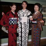 京都の京呉館で着物をレンタルご利用くださったおしゃれなお客様方々