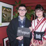京都のレンタル着物京呉館で着物レンタルをご利用くださった海外からお越しのお客様。インスタグラムでおしゃれな着物をお探しで京呉館を選んでくださったそうです。