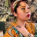 京都レンタル着物 WAFRICA着物をお気に召して下さり旅の思い出2回目のご利用です